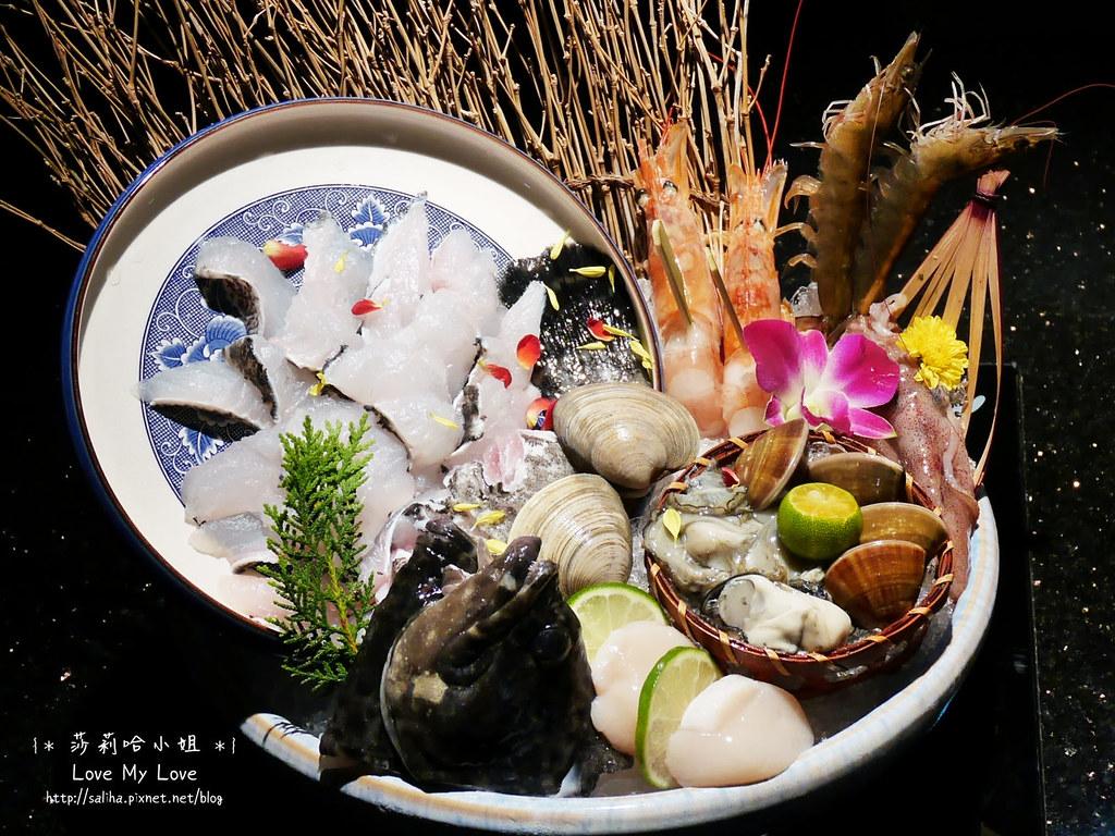 台北國父紀念館站附近餐廳美食推薦囍聚精緻鍋物高檔海鮮火鍋 (1)