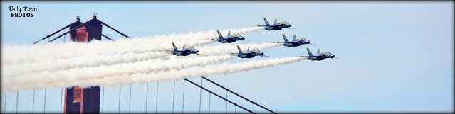 The Blue Angels Fleet Week San Francisco 2016