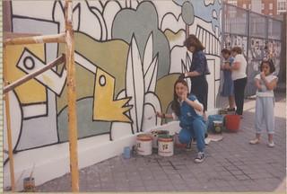 Mural Matadero