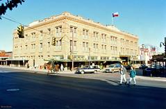 Stockyards Hotel, Fort Worth, 1994