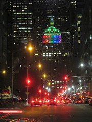 Rainbow Pride The Helmsley Building 7833