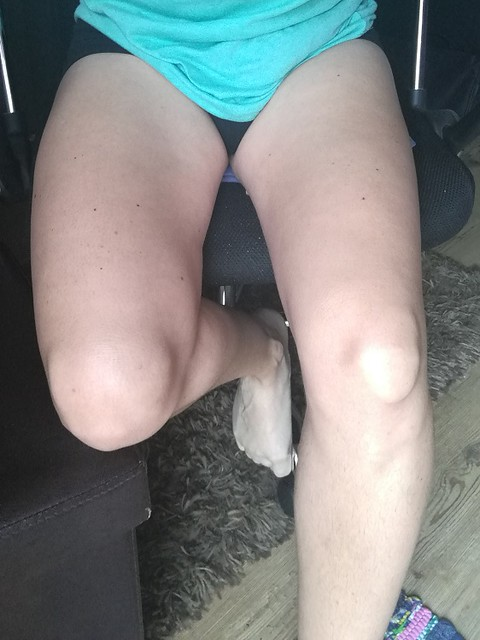 Soft and smooth summer legs