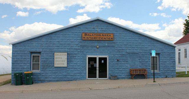 Balaton Area History Center - Balaton, MN