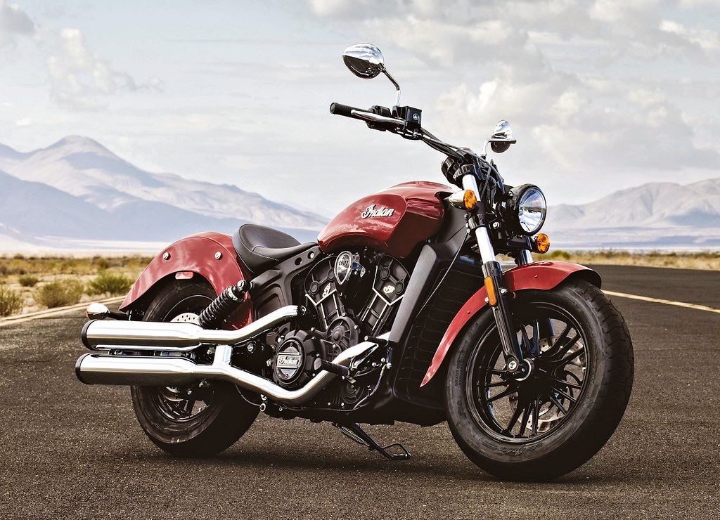 Indian 999 SCOUT Sixty 2018 - 3