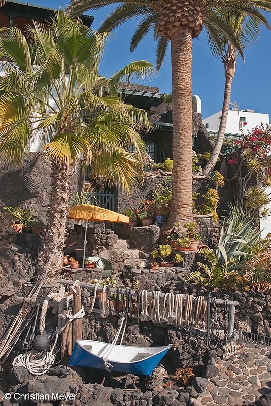 2017.02.07 - 3447 - Maisons Puerto del Carmen Lanzarote ©