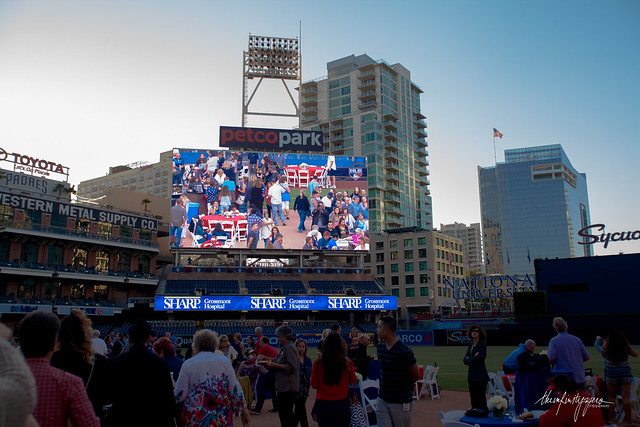 SGH at Petco Park