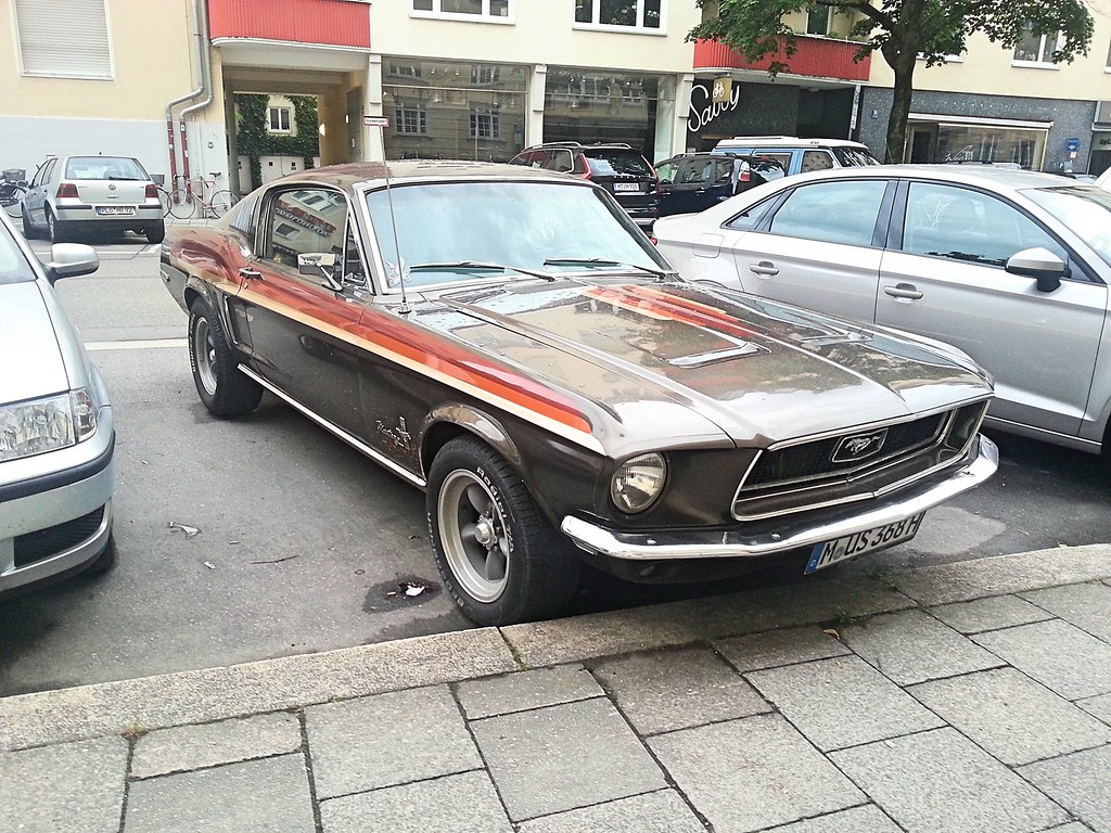 Ford mustang by bewo86 on flickr