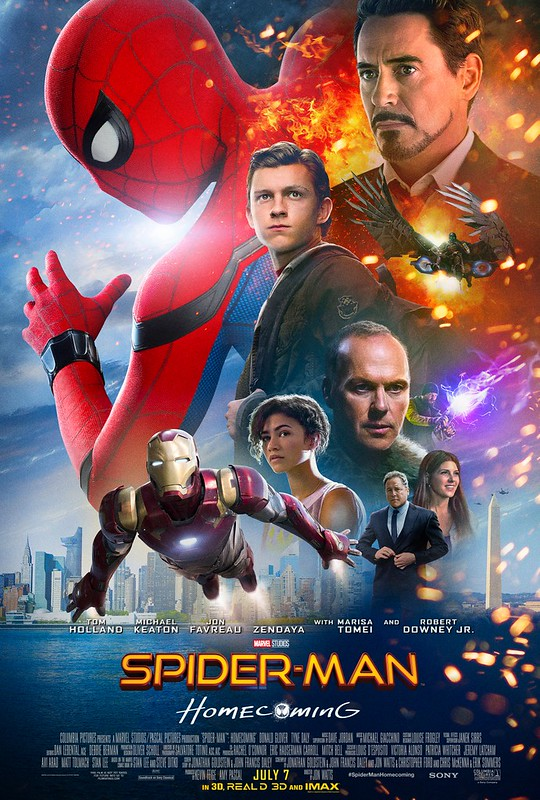 Spider-Man - Homecoming - Poster 4