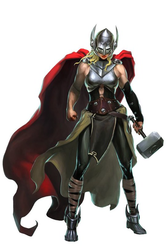 Lady Thor Reference