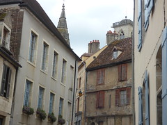 Rue Varenne, Semur-en-Auxois - Photo of Athie