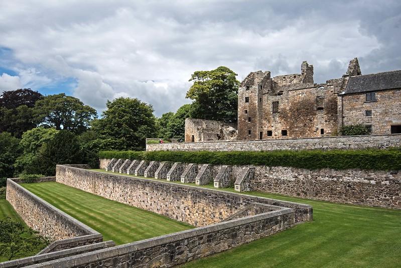 Aberdour Castle & Gardens