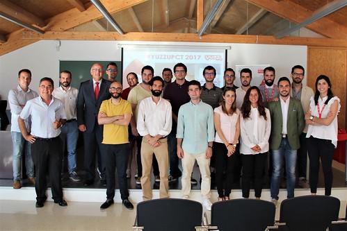 Presentación proyectos finales YUZZ Cartagena 2017