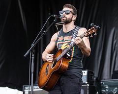 Andrew Hagar live at KC Rockfest 2017