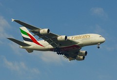 A6-EUF  A.380-8   Emirates
