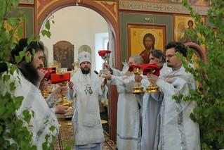 Божественная литургия 299