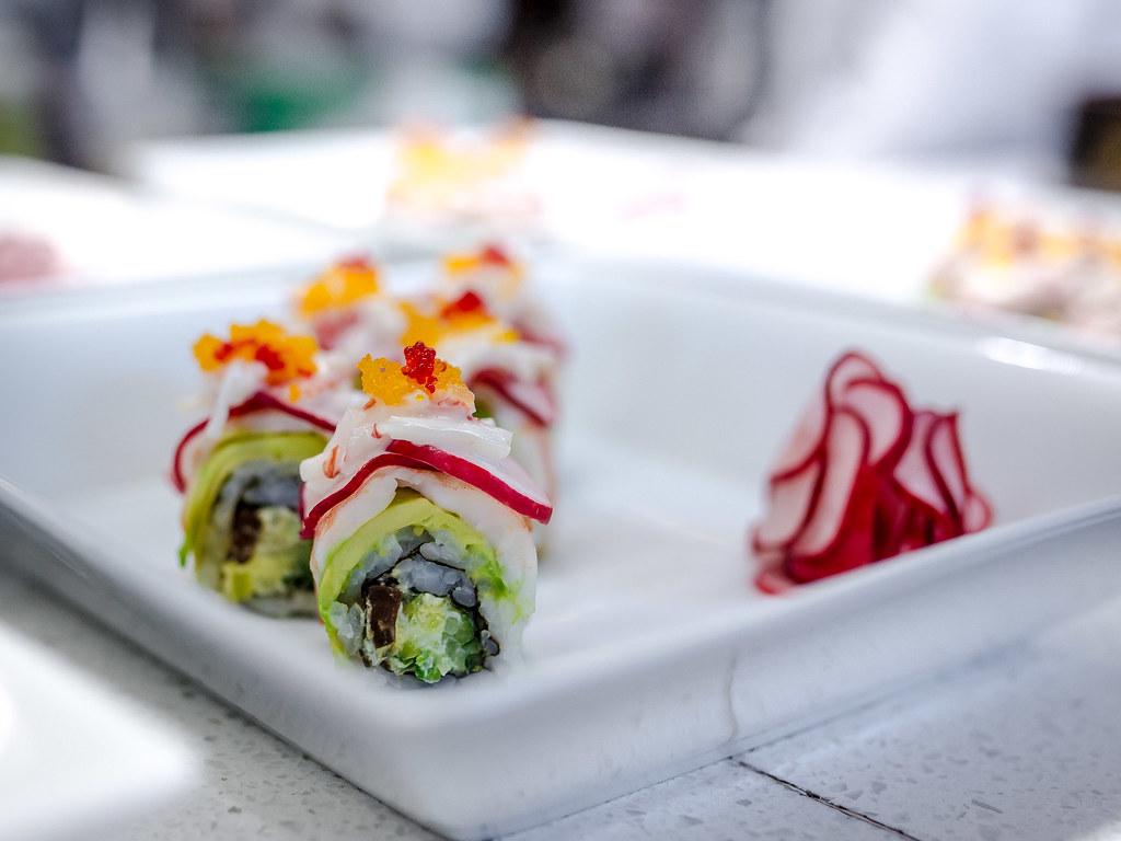 Bento Sushi Heroes 2017