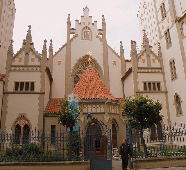 Prag Maiselova Synagoge