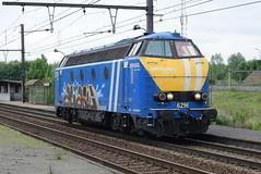 NMBS 6296 @ Antwerpen Nooderdokken