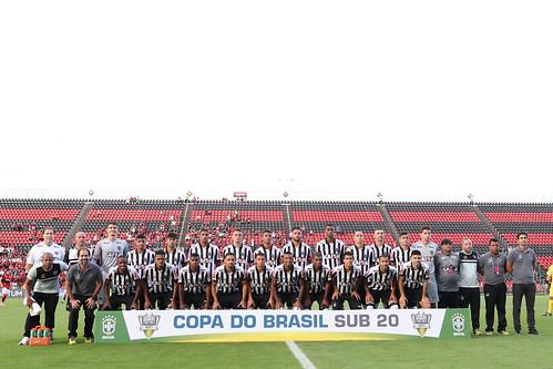 8999e150b9 Final da Copa do Brasil Sub-20 Flamengo x Atlético Mineiro. Lucas  Figueiredo