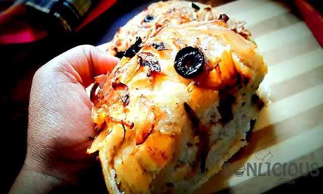 Healthiest Focaccia Bread Texture