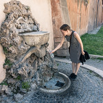 Free Water - Aventine Hill Rome