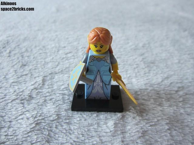 Lego minifigures S17 p14
