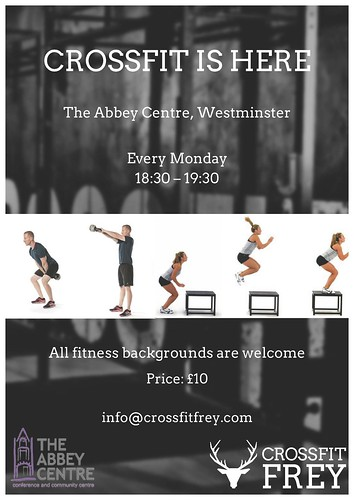 CrossFit is here_Abbey_Centre_Public