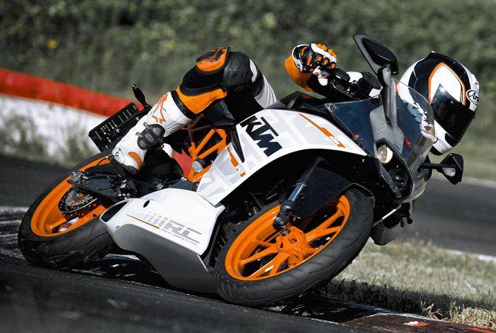 KTM RC 390 2014 - 5