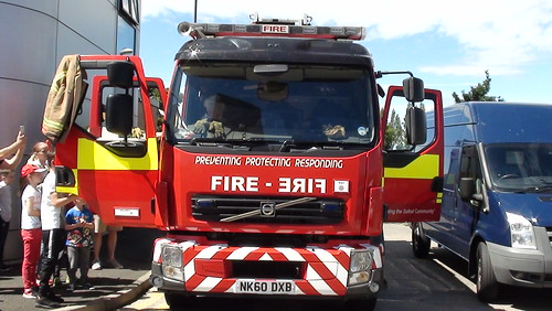 Swalwell Fire Station open day Jul 17 (2)
