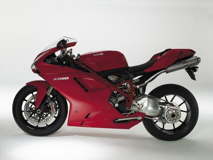 Ducati 1098 2007 - 49