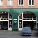 Oldtimers garage