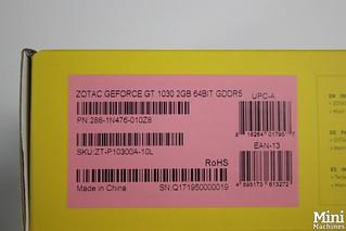 Zotac GeForce GT 1030 - 0001