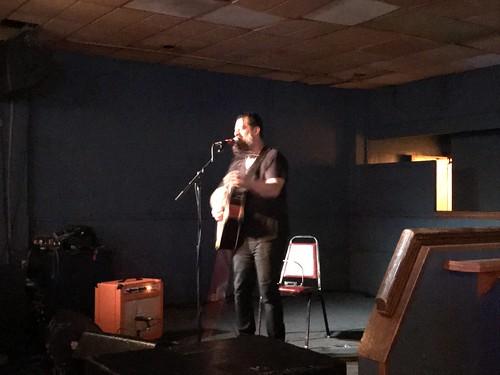 Sean Rowe (6/8/17)