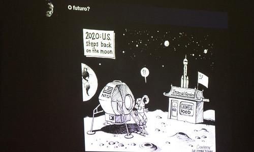 Astronomia da Terra à Lua - Palestra