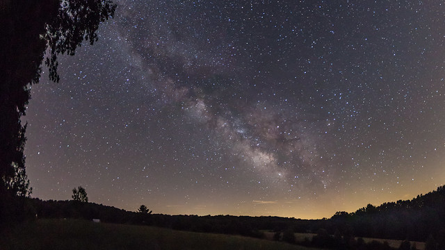 June 2017 Milky Way Panoramic