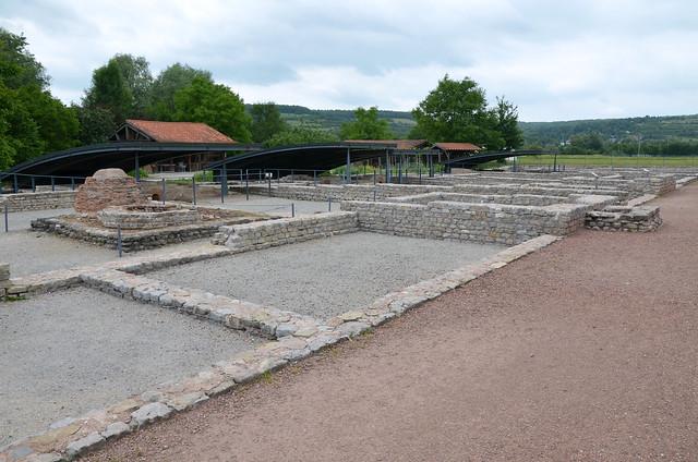 European Archaeological Park of Bliesbruck-Reinheim, Germany / France