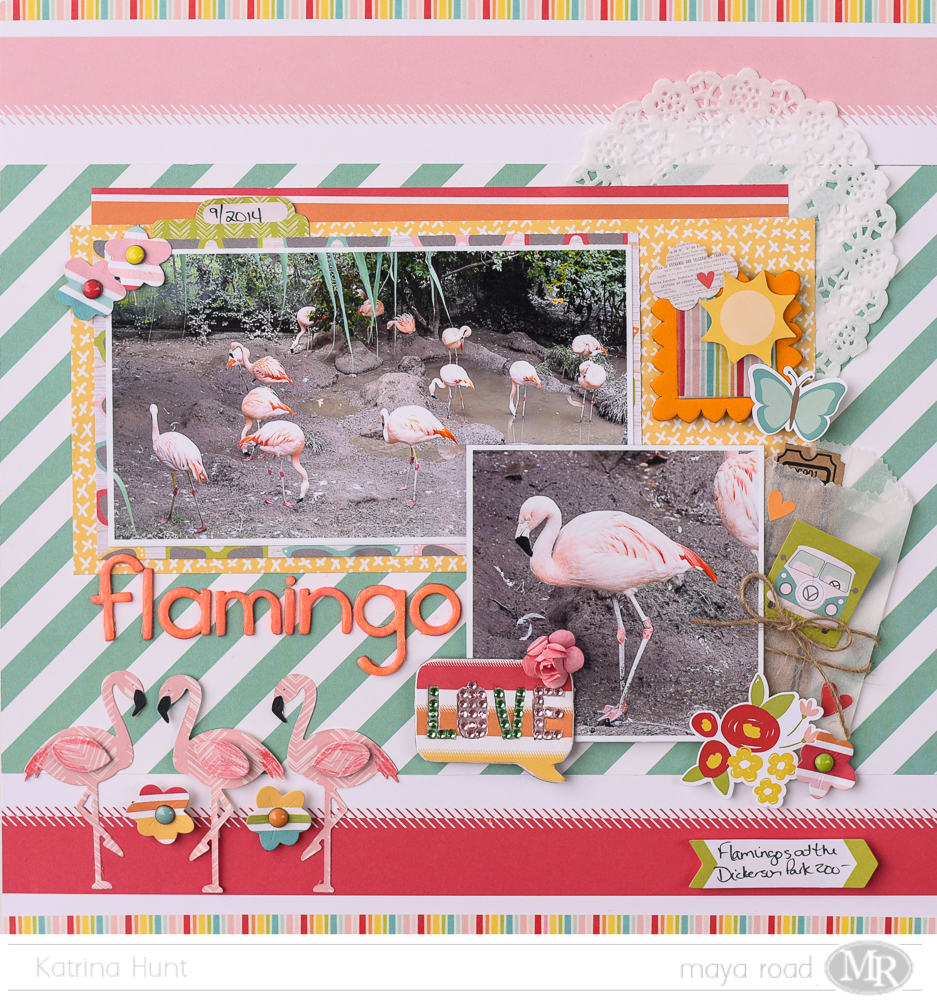 Flamingo_Love_Maya_Road_Simple_Stories_Swap_Katrina_Hunt_1000Signed-1