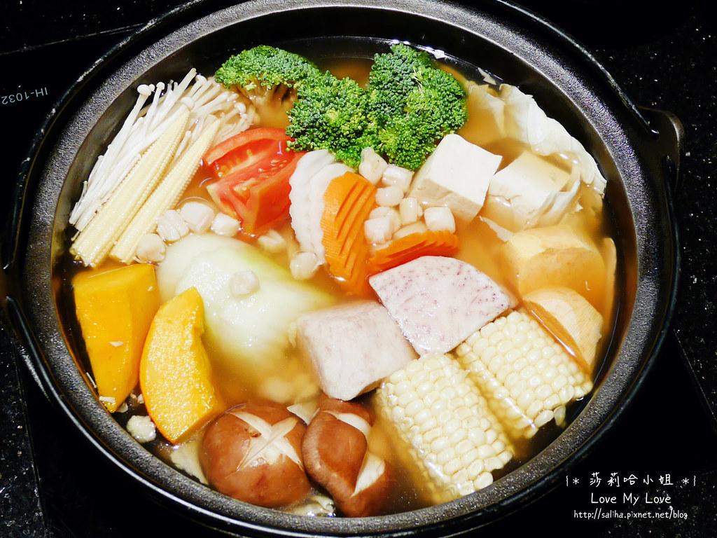 台北大安區囍聚精緻鍋物高檔海鮮火鍋 (14)