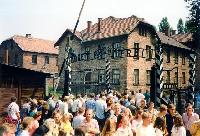 Oświęcim 1991