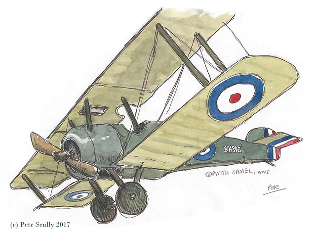 Imperial War Museum Sopwith Camel