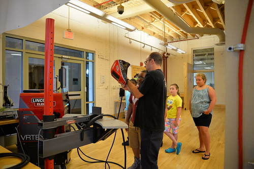 Americorps Explore STEM Camp