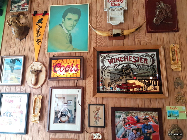 Hotmess Tex Mex wall decor
