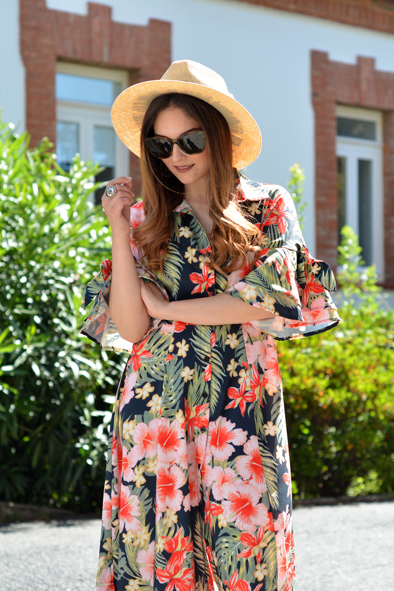 zara_ootd_shein_lookbook_streetstyle_vestido estampado_10