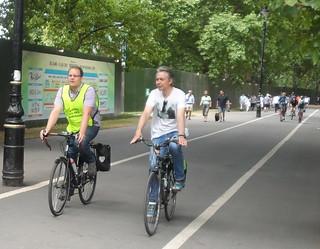 London Parks Ride 14a