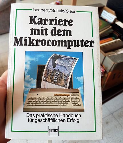 karriere mit dem mikrocomputer