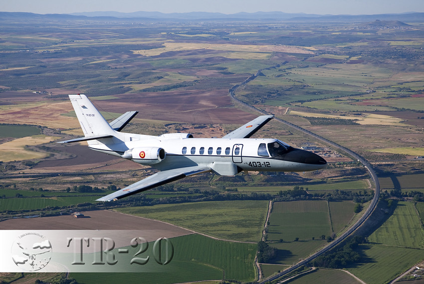 Cessna Citation V (TR.20)