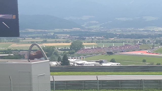 Formula 1 at Speilberg ,Austria in the Red Bull Ring.