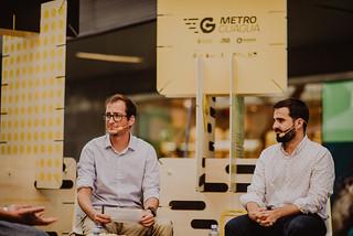Dinamización MetroGuagua - Viernes 7 de Julio