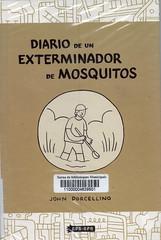 John Porcellino, Diario de un exterminador de mosquitos