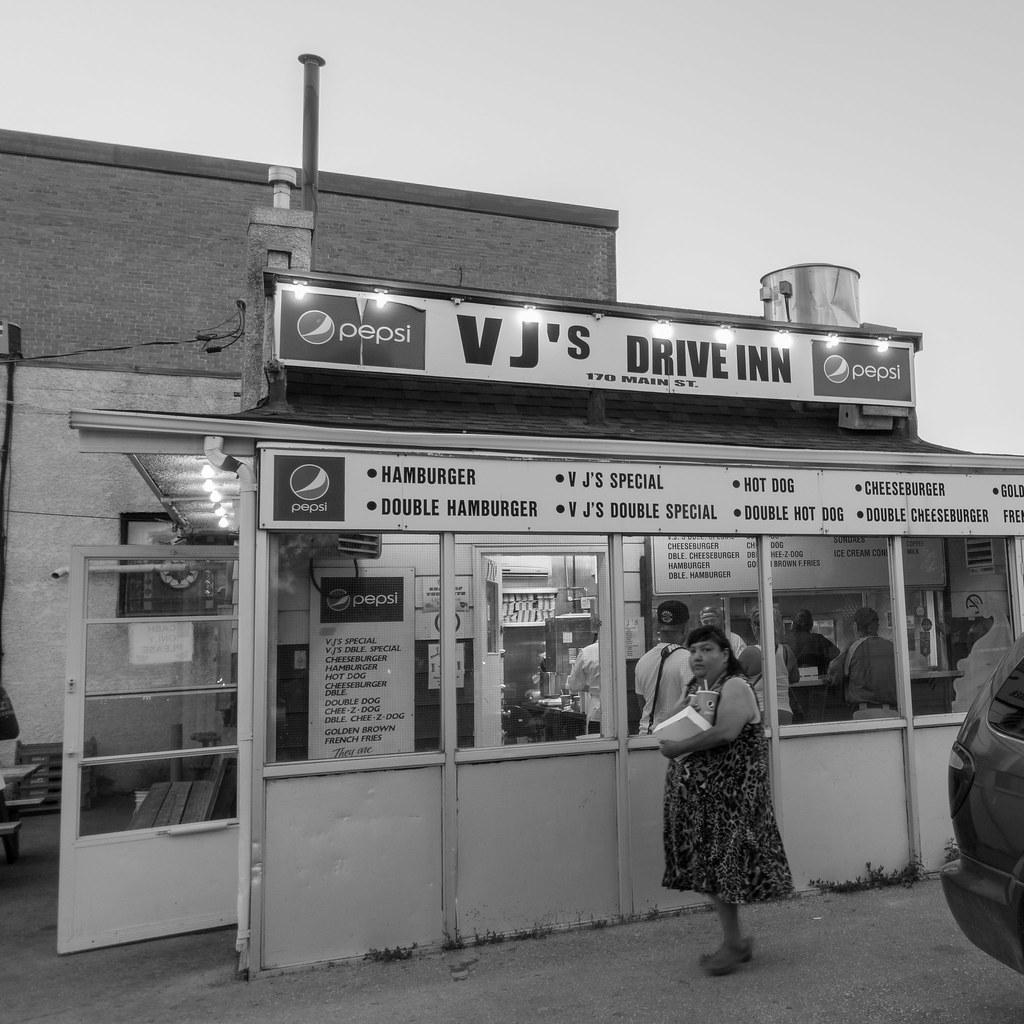 VJ's Drive Inn